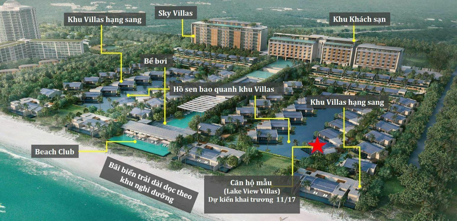 Tổ hợp dự án Regent Phú Quốc Resort