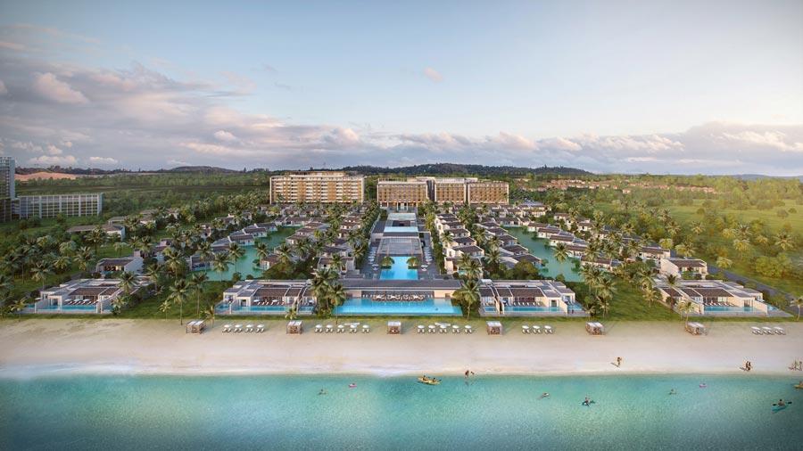 Vẻ đẹp hút hồn của Sky Villas nơi đảo ngọc Phú Quốc