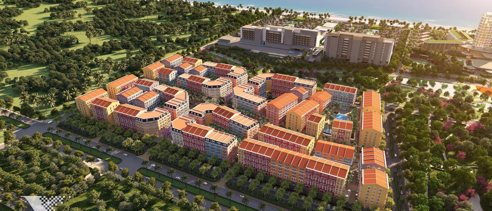Tổng quan dự án Phú Quốc Marina Square