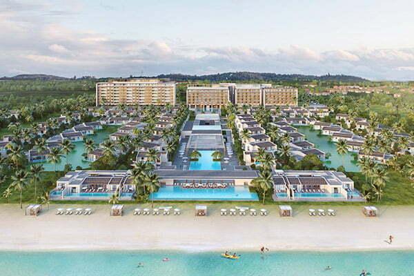Dự án Biệt thự trên cao Sky Villas Phú Quốc - Regent