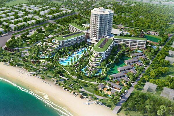 Dự án Biệt thự biển Intercontinental Phú Quốc - Marina