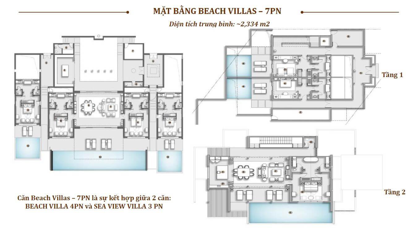 BEACH VIEW VILLAS 7 PN