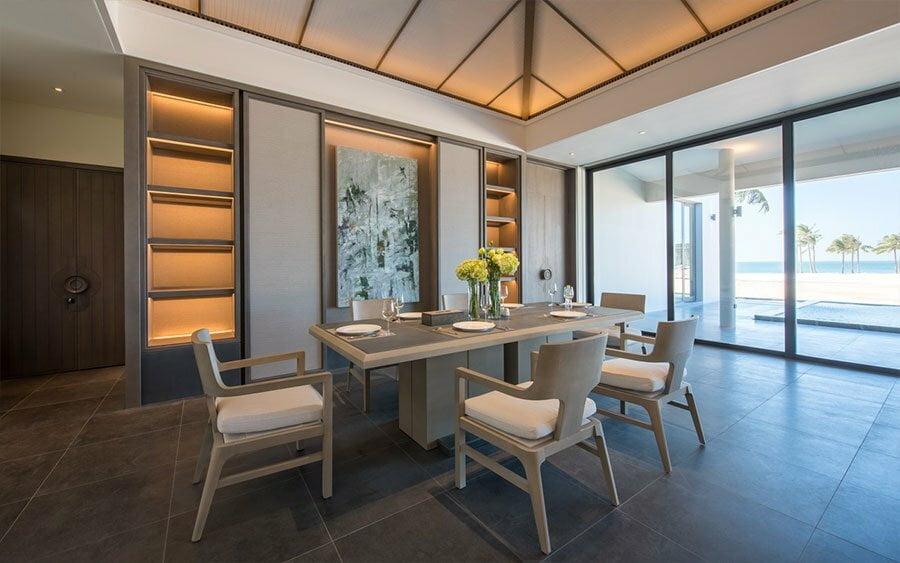 Nội thất Biệt thự Sky Villas Phú Quốc