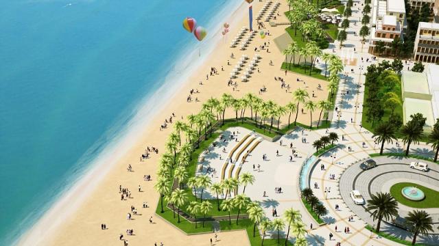 Quảng trường biển Marina Phú Quốc