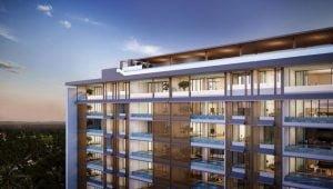 Nghỉ dưỡng với tầm nhìn panorama 360 độ tại Regent Residences Phu Quoc