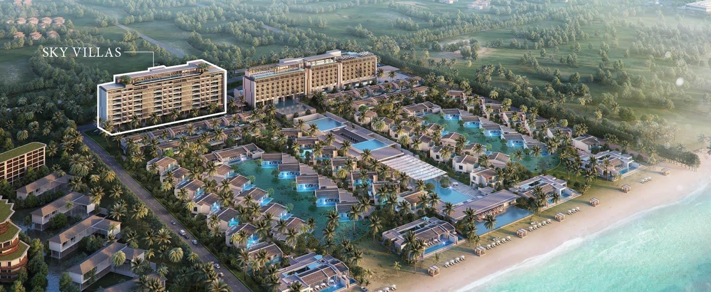 Tổng quan dự án Sky Villas Phú Quốc - Regent