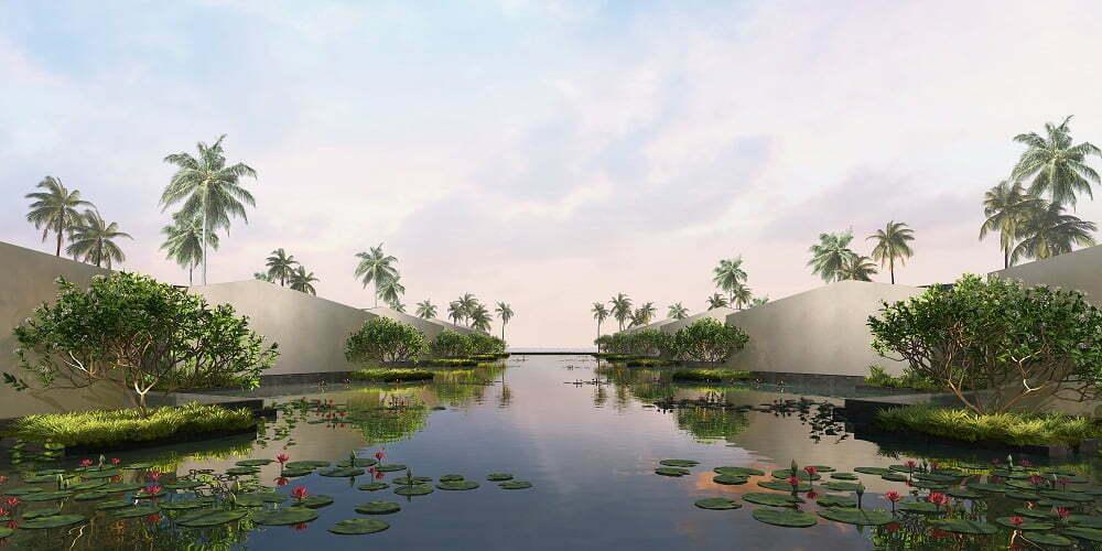 Biệt thự nghỉ dưỡng 6 sao đầu tiên tại Phú Quốc