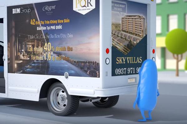 Chuyến xe tới Dự án Regent Sky Villas Phú Quốc