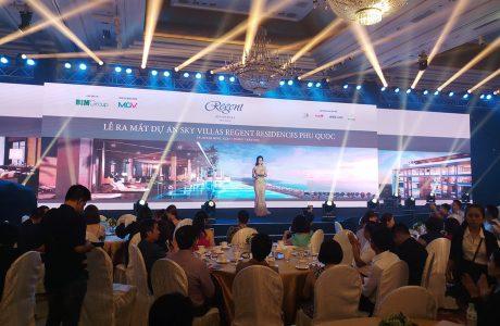 Lễ Ra Mắt Dự Án Sky Villas Phú Quốc ngày 1-7-2018
