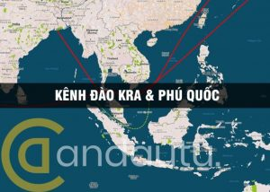 Kênh đào Kra và Phú Quốc