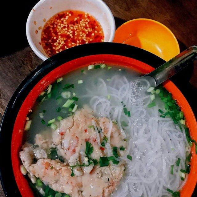 Món bún quậy Kiến Xây - Phú Quốc
