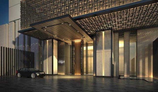 Regent Jakarta đã nhận được 4 giải thưởng cho hạng mục thiết kế của Indonesia Property Awards năm 2015