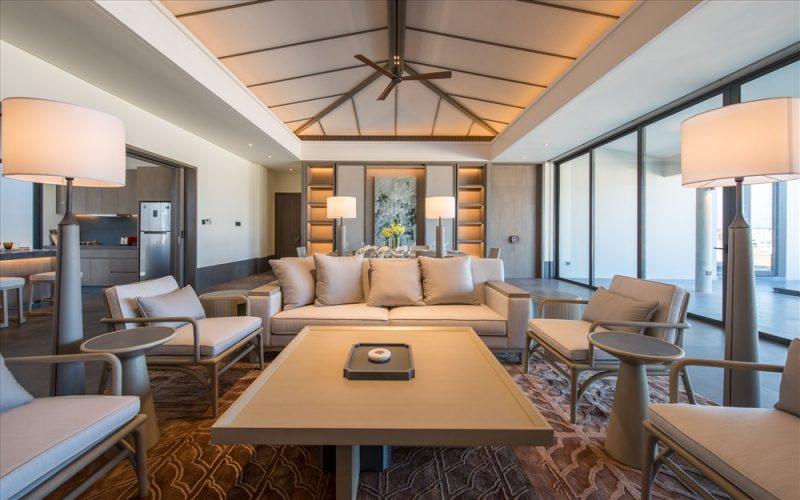 Regent Residences Phu Quoc đã được định vị trở thành một trong những tổ hợp khách sạn 6 sao đầu tiên tại hòn đảo du lịch Phú Quốc.