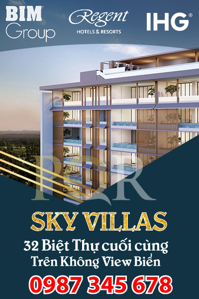 Sky Villas Regent Phú Quốc