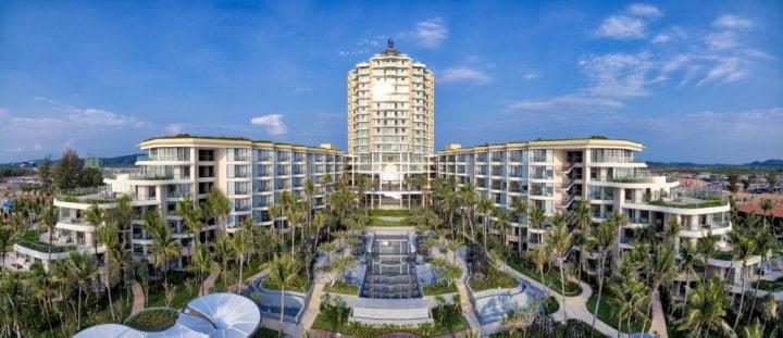 Tập đoàn IHG mua lại 51% cổ phẩn Regent Hotels & Resort