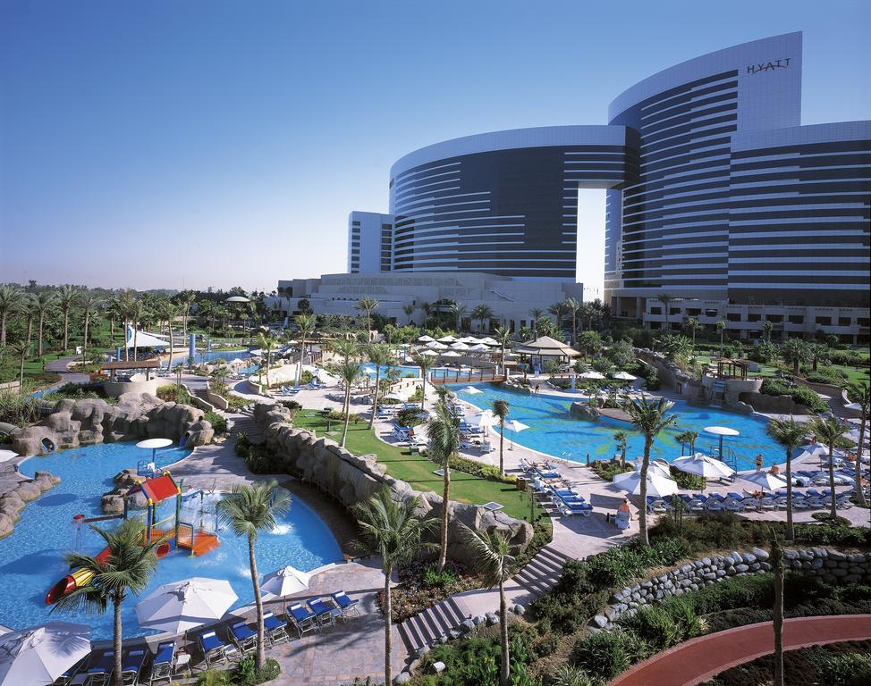 Khách sạn Grand Hyatt tại Dubai
