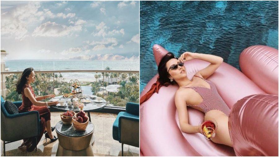 Trải nghiệm Afternoon Tea – một dịch vụ đặc quyền chỉ dành cho khách đặt Club InterContinental hoặc thưởng thức kì nghỉ dưỡng resort biển đúng nghĩa với các món Tiki Cocktails đặc biệt.