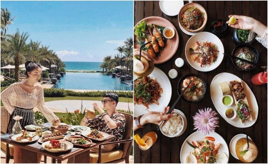 Ẩm thực tại đây đa dạng và được review là cực kì ngon khiến InterContinental Phú Quốc đang trở thành hot trend trong những chuyến đi nghỉ dưỡng.