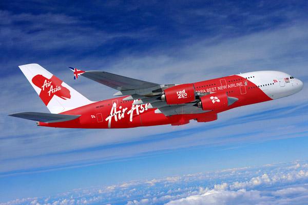 AirAsia mở 2 đường bay mới: Phú Quốc-Kuala Lumpur, Hà Nội-Chiang Mai