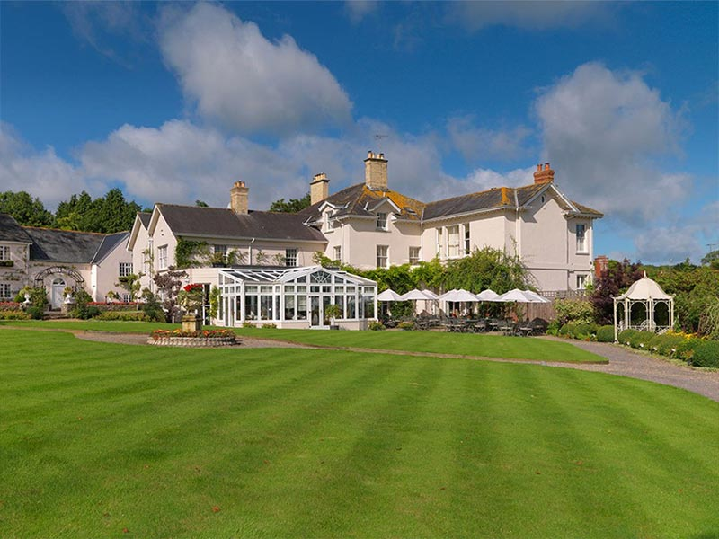 Summer Lodge Country House Hotel, Dorset, Anh