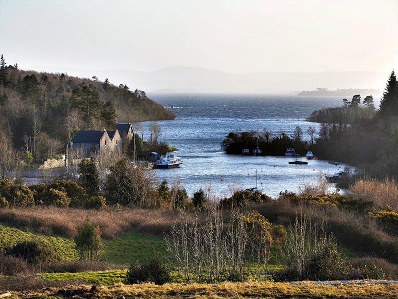 Lâu đài Ashford, Co. Mayo, Ireland