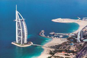 Khách sạn sang trọng nhất thế giới Bu Al Arab tại Dubai