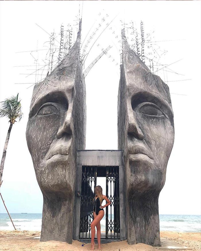 Không ai ngờ là khung cảnh kì vĩ này lại ở ngay Phú Quốc đấy! (@an_svyatoslavovna)
