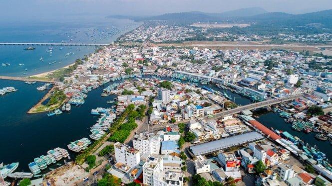 Phú Quốc điều chỉnh quy hoạch TT.Dương Đông - PQR