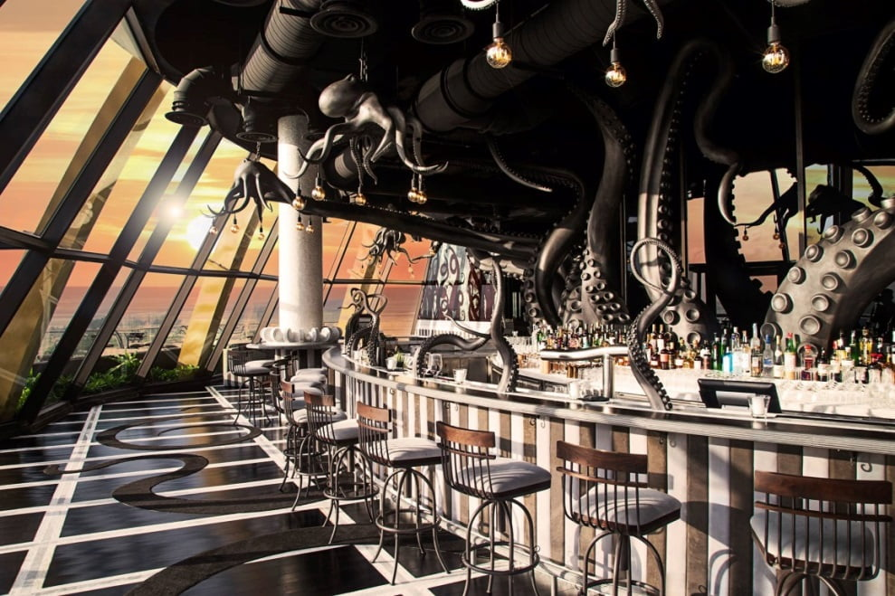 Sky Bar InterContinental Phú Quốc