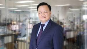 Chủ tịch Hội đồng Quản trị kiêm Tổng giám đốc MIK Group Nguyễn Vĩnh Trân.