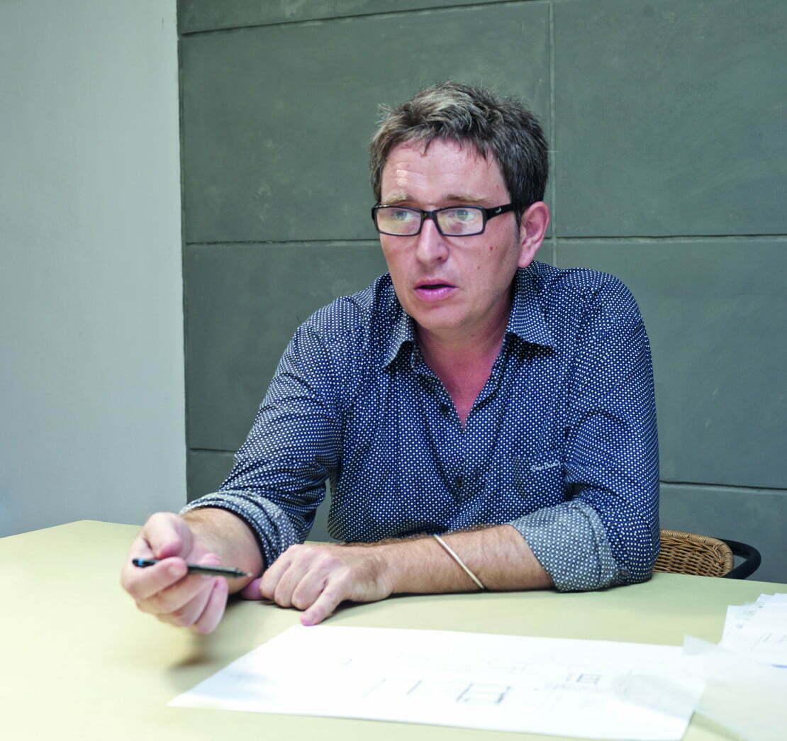 Gary Fell - Kiến trúc sư thành lập nên GFAB