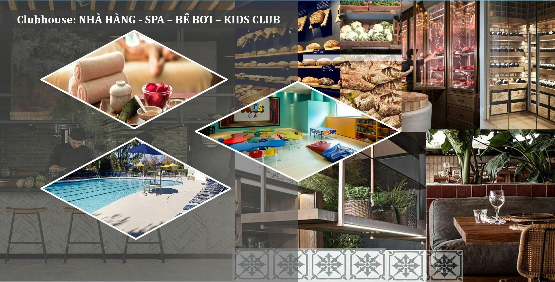 Club House nằm tại khuôn viên Sailing Club Villas Phu Quoc với những dịch vụ đẳng cấp riêng dành riêng cho khách du lịch và chủ sở hữu