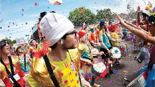 Tại con đường lễ hội lớn nhất Phú Quốc sẽ diễn ra những lễ hội lớn nhất và đặc sắc nhất dành cho Quý du khách