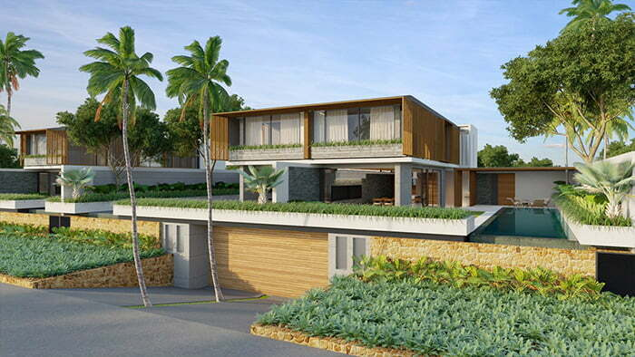 Tập đoàn BIM Group kết hợp với các thương hiệu nổi tiếng thế giới tạo nên siêu phẩm biệt thự vườn Sailing Club Villas Phu Quoc