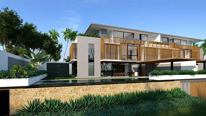 GFAB - Thương hiệu đã được rất nhiều các Tập đoàn BĐS lớn trên thế giới tin tưởng là đơn vị thiết kế kiến trúc chính cho Sailing Club Villas Phu Quoc