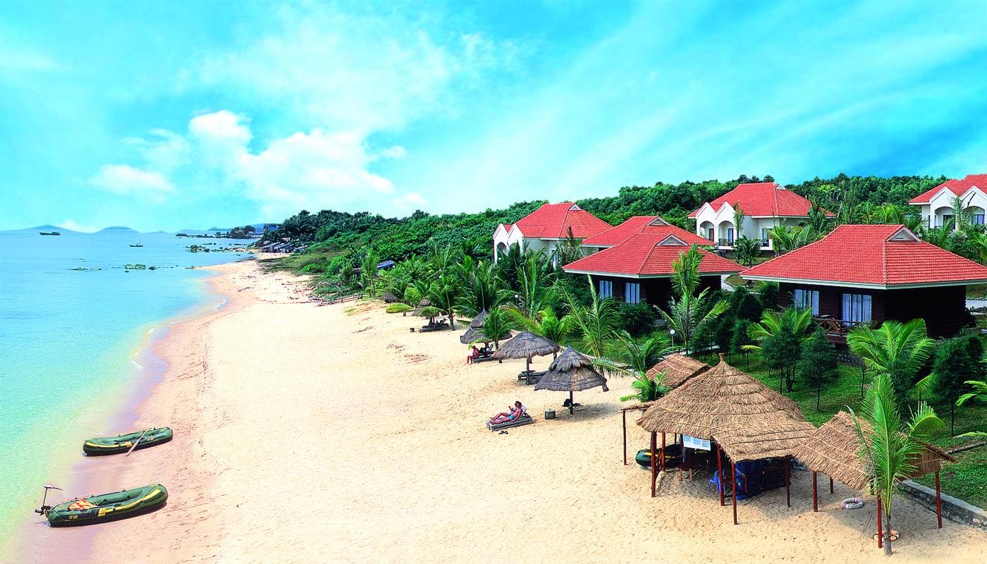 Phú Quốc dần chuyển mình trở thành khu du lịch phát triển bậc nhất tại Việt Nam