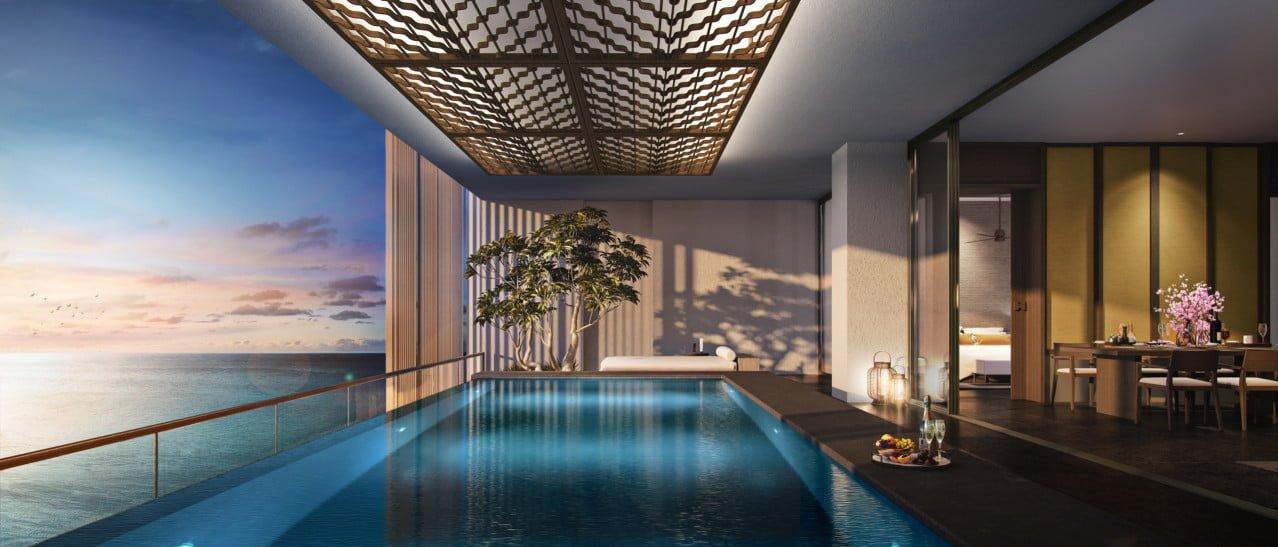 Sky Villas - Biệt thự trên không được đầu tư bởi BIM Group là sự lựa chọn hoàn hảo cho phong cách nghỉ dưỡng sang trọng, đẳng cấp
