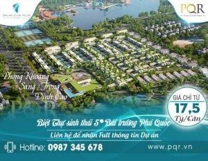 Dự án Sailing Club Villas Phu Quoc - Biệt thự sinh thái 5 sao Phú Quốc