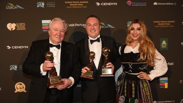 InterContinental Phu Quoc Long Beach Resort nhận giải tại WTA