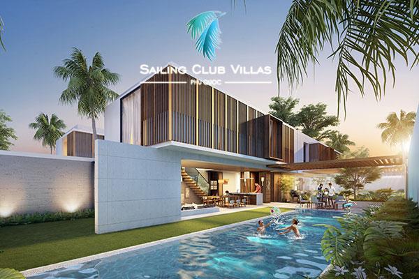 Biệt thự 5* Sailing Club Villas Phú Quốc