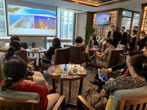 """Cafe cuối tuần cùng Sailing Club Villas Phu Quoc và chương trình """"Tiềm năng bất động sản nghỉ dưỡng Phú Quốc 2019"""""""