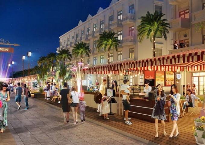 Cuộc đua giải 'cơn khát' dịch vụ mua sắm tại Phú Quốc