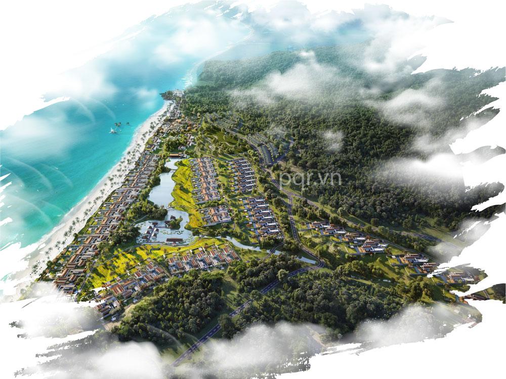 Park Hyatt Phu Quoc - Dự án Biệt thự biển 6 sao Phú Quốc