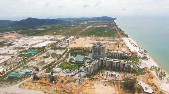 Phú Quốc sẽ trở thành thành phố biển đảo đầu tiên của Việt Nam