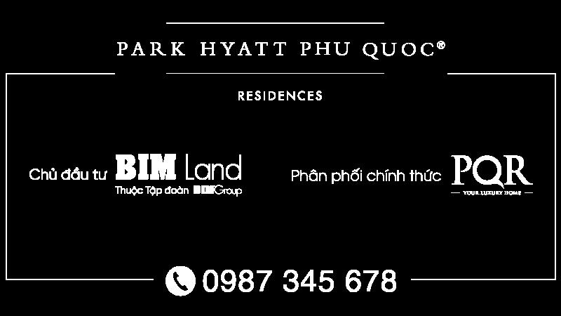 Logo Park Hyatt Phú Quốc - Địa Ốc PQR