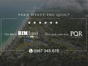 Park Hyatt Phu Quoc - Biệt thự 6 sao Phú Quốc