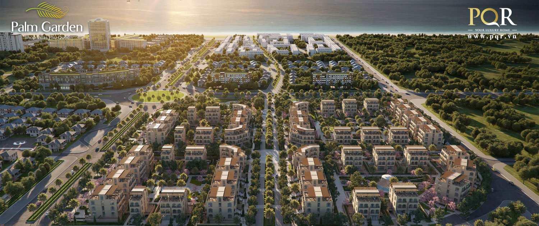 Phú Quốc: Hấp lực thị trường dồn vào sản phẩm Shop Villas