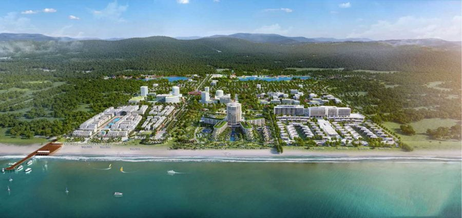 """Đâu là """"chìa khoá"""" cho dòng vốn đầu tư BĐS nghỉ dưỡng biển?"""