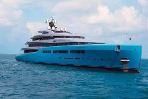 Siêu du thuyền 150 triệu USD của ông chủ Tottenham ghé thăm đảo Phú Quốc
