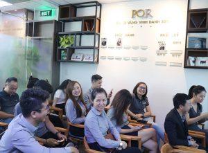 Địa ốc PQR Tổng kết kinh doanh tháng 4/2019 và Vinh danh các cá nhân xuất sắc